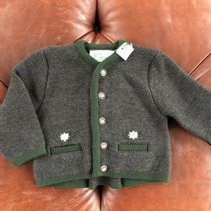 Christine Zeder Munchen Cardigan Sweater Daisy 2T